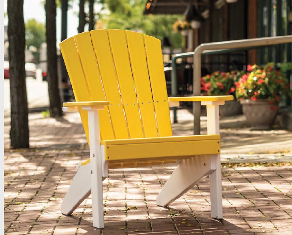 LuxCraft Lakeside Adirondack Chair  LAC