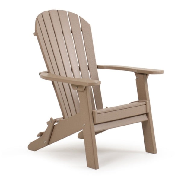 Casual Comfort Oceanside Folding Adirondack  CC-150