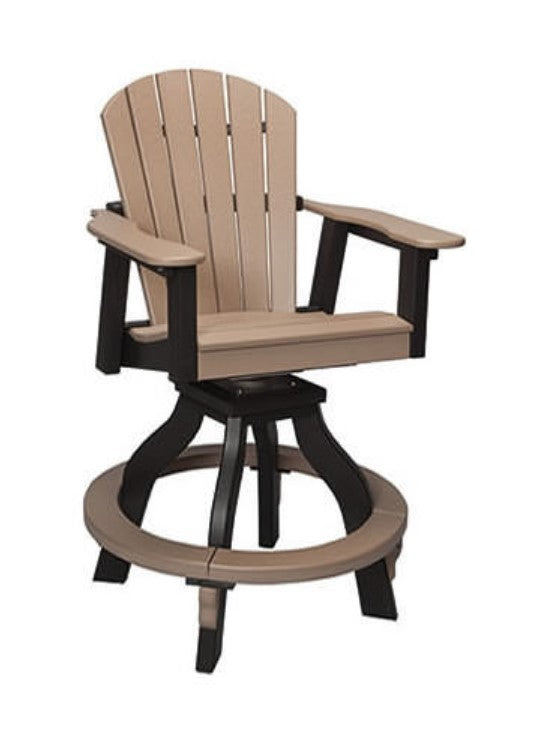 Casual Comfort Oceanside Swivel Pub/Bar Chair  CC-159