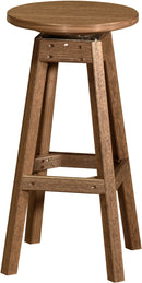LuxCraft  Bar Stool - Set of two - PBS