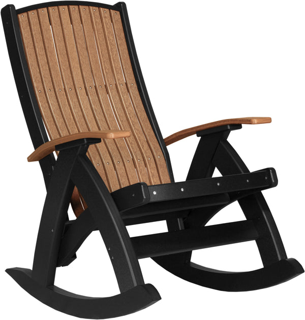 LuxCraft Comfort Rocker  PCR - Set of 2
