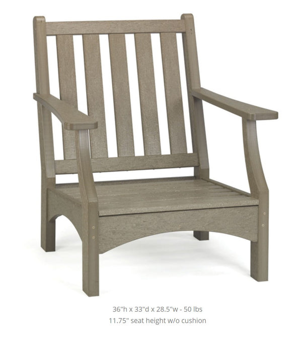 Breezesta Piedmont Lounge Chair  PT-0500