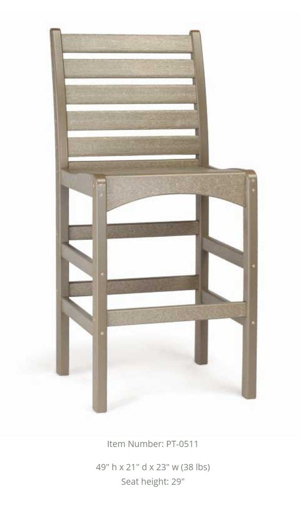 Breezesta Piedmont Side Bar Chair PT-0511