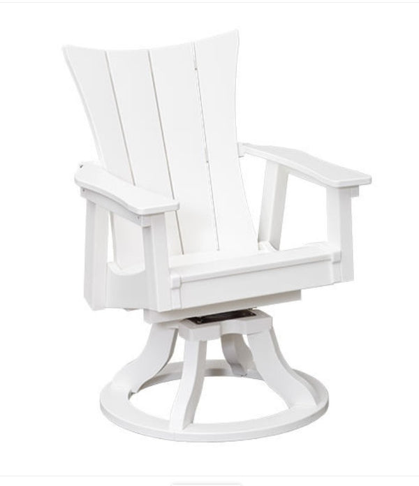 Wavz Swivel Dining Chair  CC-5012