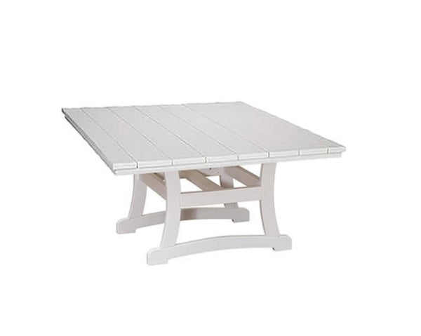 "Casual Comfort Bayshore Conversation Table  48"" Square CC-2148S"