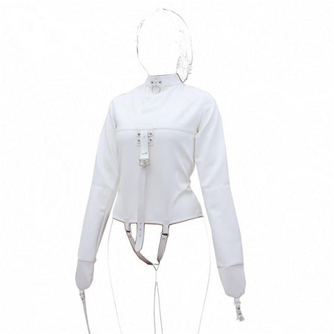 PU Leather Straitjacket on www.askann.co.uk | Cheap Adult Sex Toys