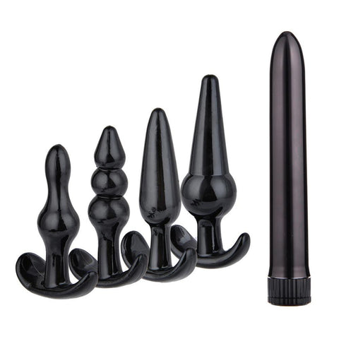 5PCS Multi-type Dildos on www.askann.co.uk | Cheap Adult Sex Toys