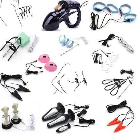 Electric Shock Sex Toys on www.askann.co.uk | Cheap Adult Sex Toys