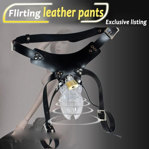 CB6000 Leather Chastity Belt on www.askann.co.uk | Cheap Adult Sex Toys