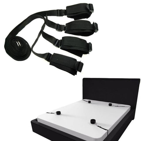 Adjustable Under Bed Restraints on www.askann.co.uk | Cheap Adult Sex Toys