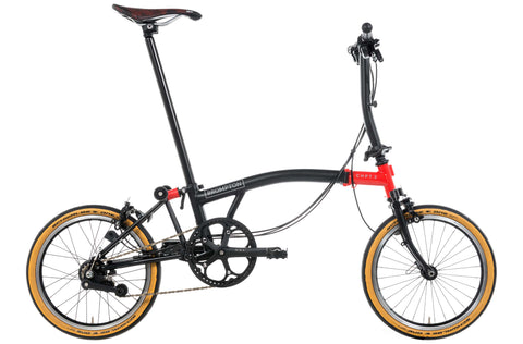 2019 Brompton CHPT3 S6L Superlight