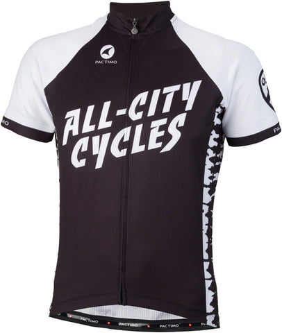 All-City Wangaaa! Men's Jersey: Black/White