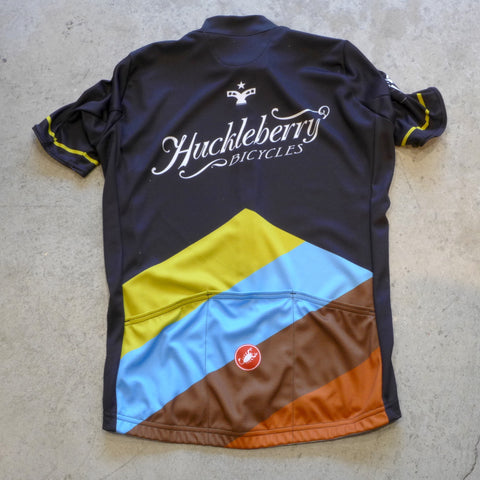 Huckleberry Team Kit Jersey