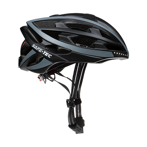 SafeTec TYR Turn-Signal Helmet