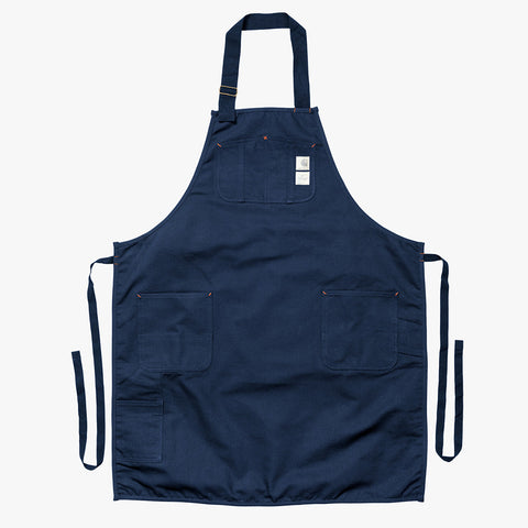 Carhartt WIP x Pelago x Mission Workshop Freeway Apron, Navy