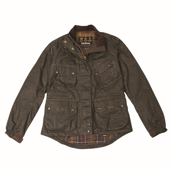 2cd93f63e0c Barbour Women's Bromley Jacket Sage