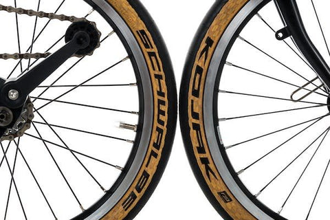 Brompton Kojak Tan Wall Tire