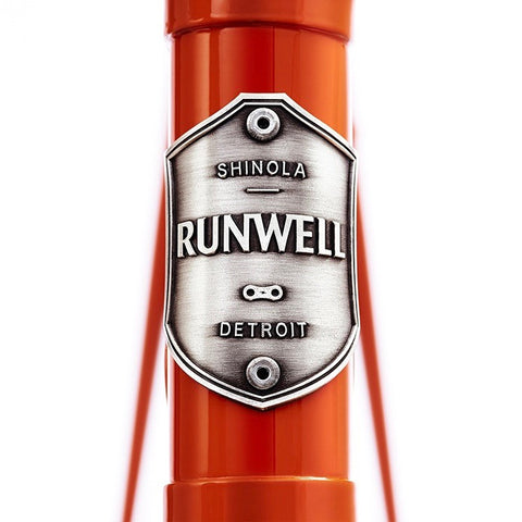 Shinola Runwell // Custom