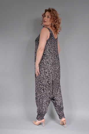 SALOPETA EMMA S018, animal print