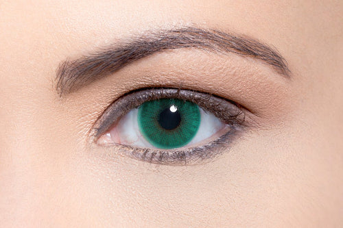 SOLOTICA HIDROCOR  VERDE (GREEN) - Mermaid Eye BEAUTY