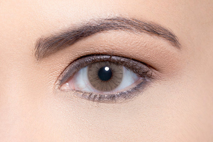 SOLOTICA HIDROCOR OCRE (HAZEL) - Mermaid Eye BEAUTY