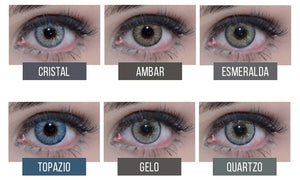 Natural Vision GLAMOUR Ice ( Gelo ) - Mermaid Eye BEAUTY