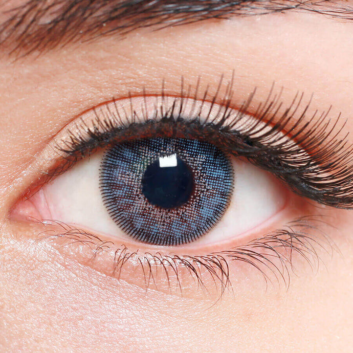 Natural Vision ELLEGANT Blue ( Azul ) - Mermaid Eye BEAUTY