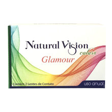 Load image into Gallery viewer, Natural Vision GLAMOUR Ice ( Gelo ) - Mermaid Eye BEAUTY