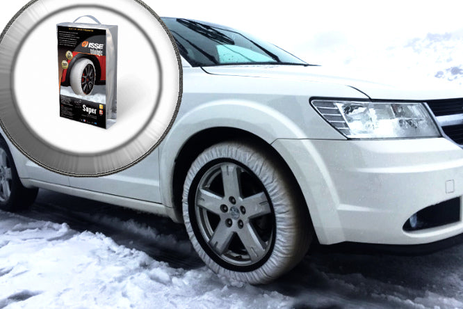 Snow Chains - Cars, SUV's, 4WD's & Vans