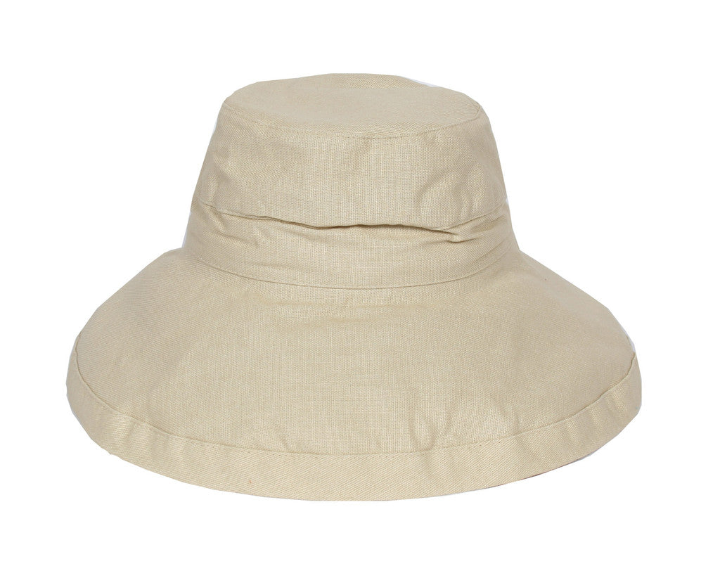 Natural Adult Sunhat
