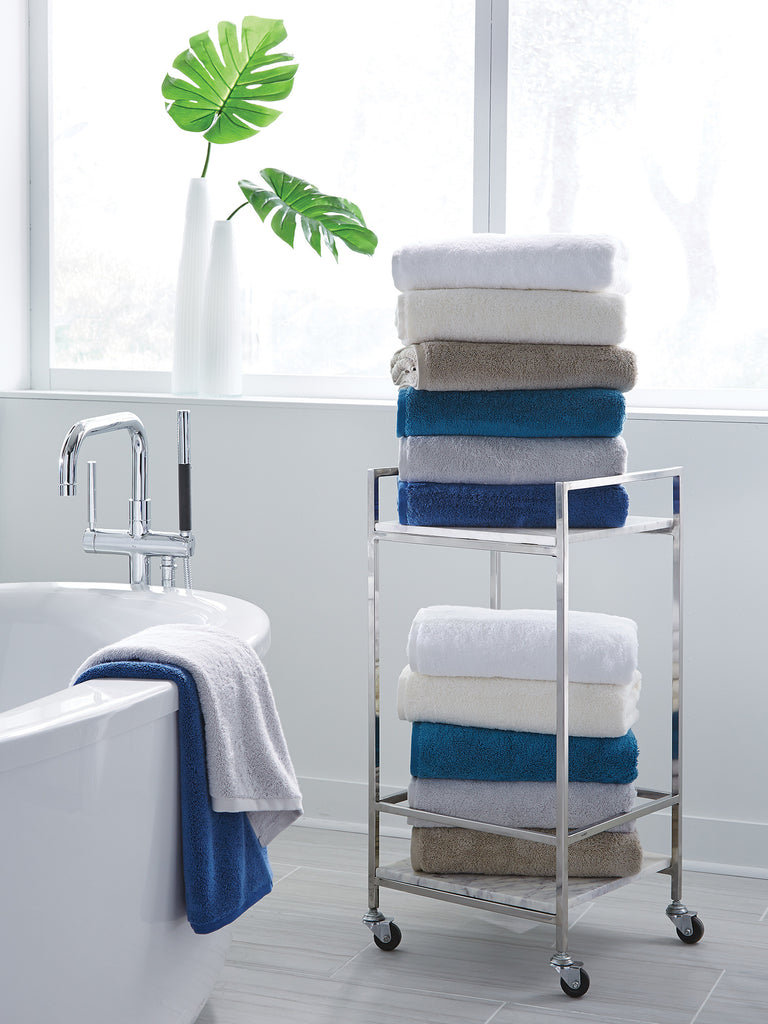 Bath Towels by Sferra