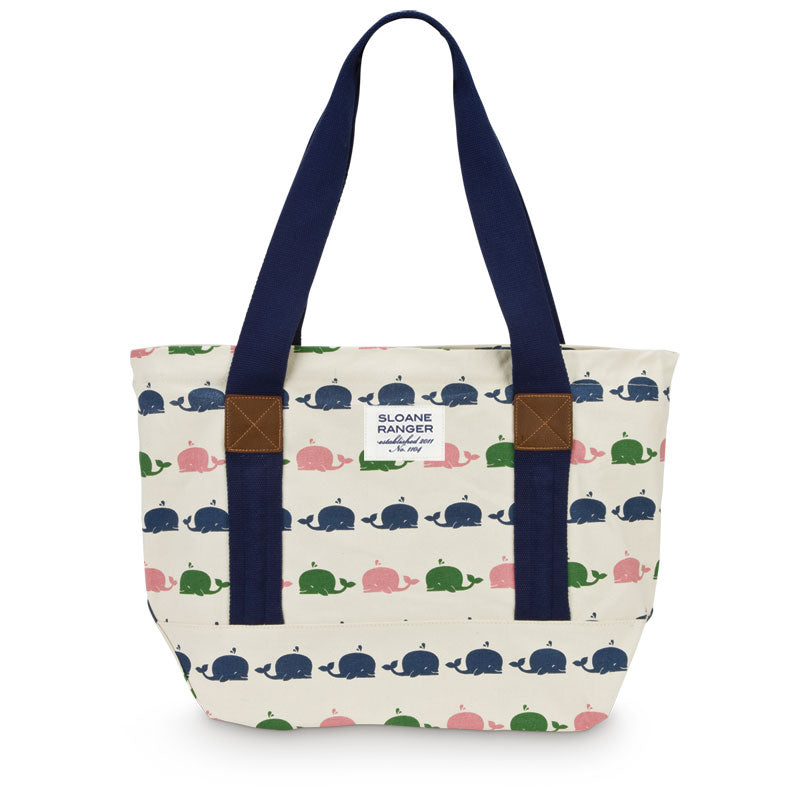 Sloane Ranger Classic Tote - Whales