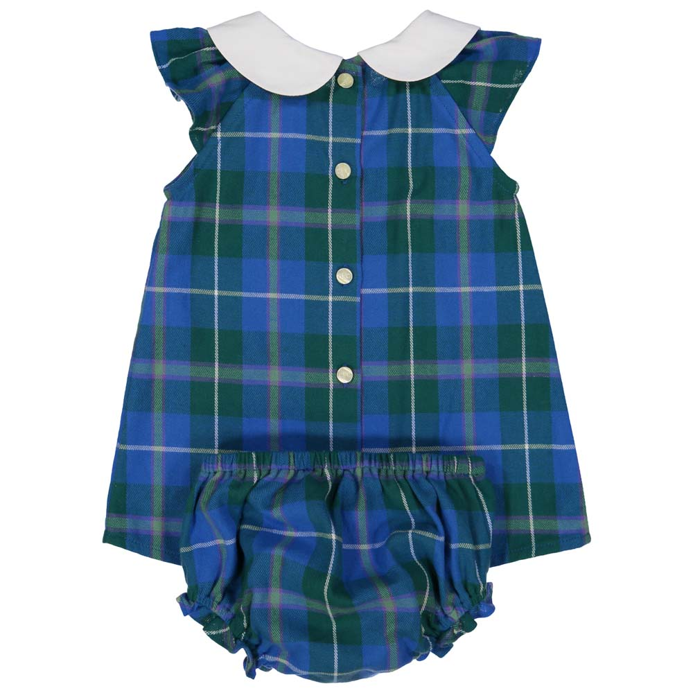 Rowayton Plaid Bloomer Set- 1/2 off!