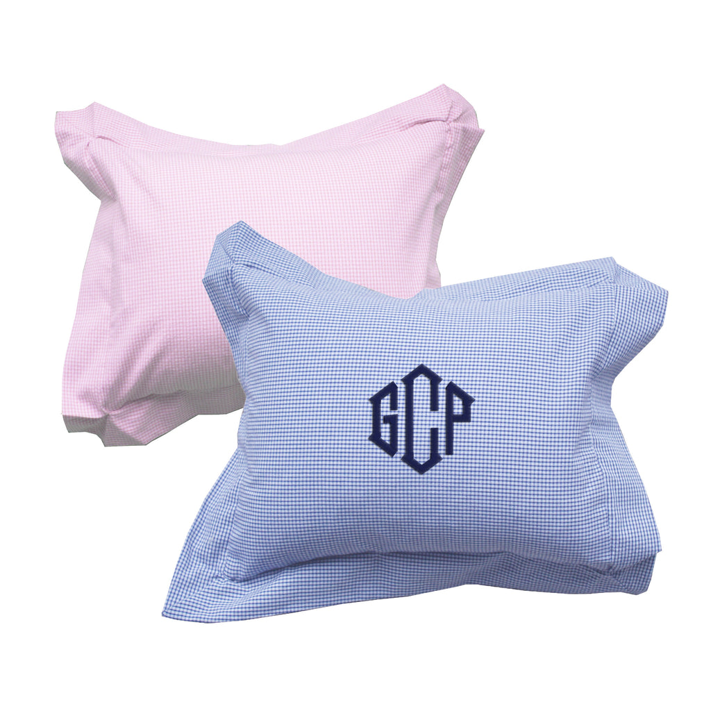 Seersucker Pillows