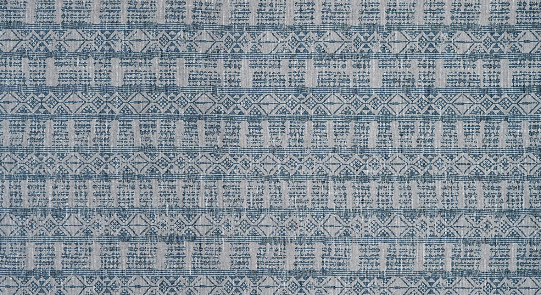 An all-over tribal design, inspired by a vintage textile. Perfect for small and large applications.