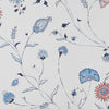 Indian Chintz - Pink/Blue