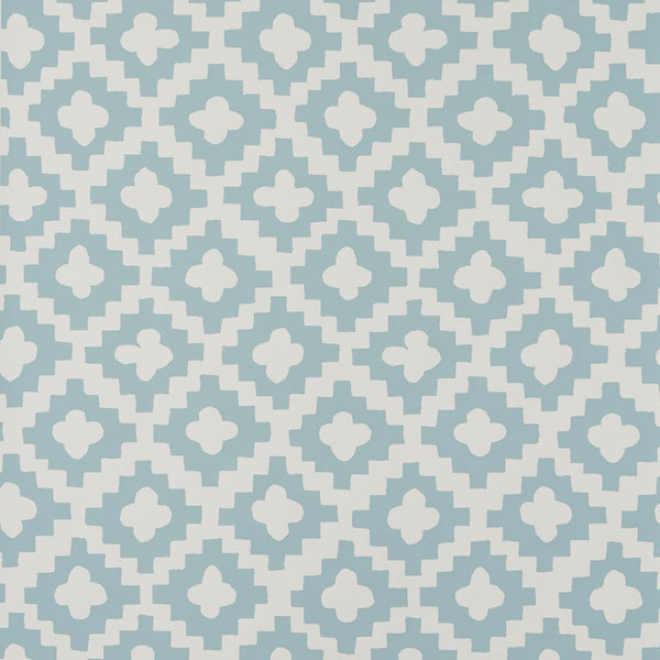 Peterazzi Wallpaper - Pale Indigo