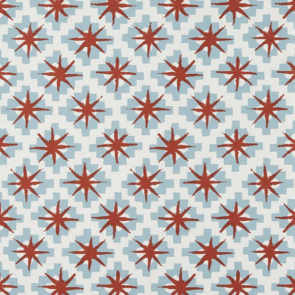 Starburst - Blue/Red