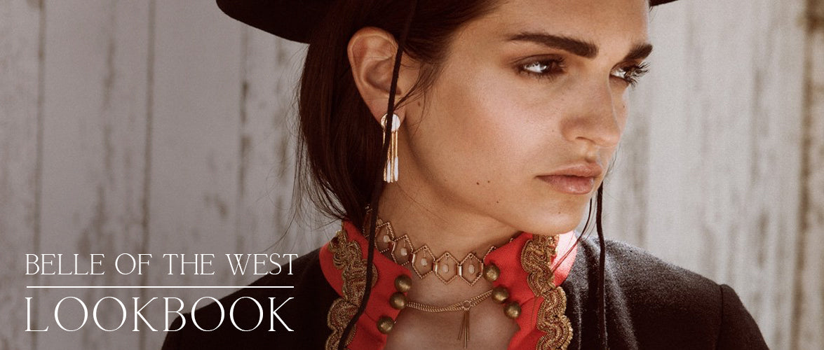The2Bandits Belle of the West Lookbook