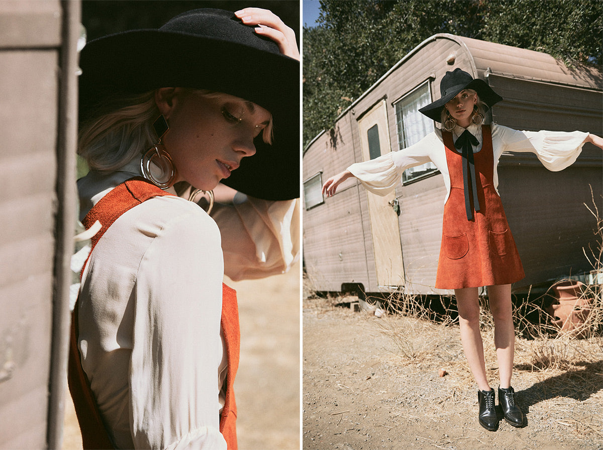 Magical Mystery Tour Holiday lookbook | The2Bandits