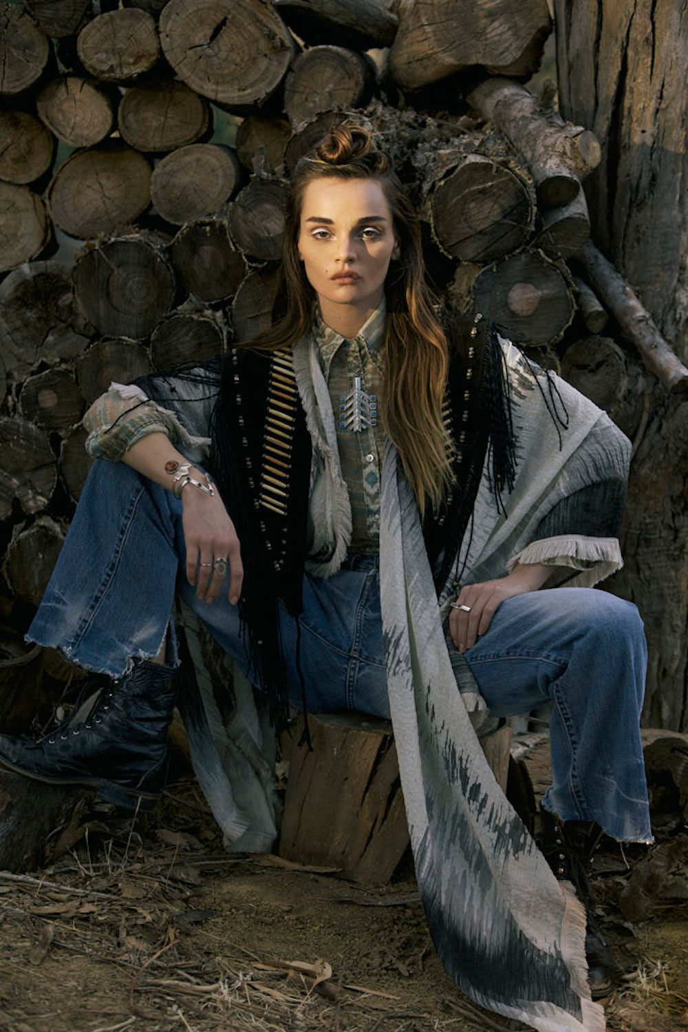 The2bandits Western Romance Lookbook- 2014