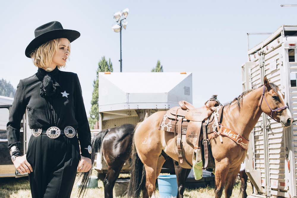 The 2 Bandits Rodeo Queen Lookbook - Spring / Summer 2015