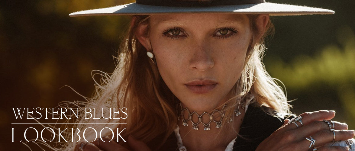 The2Bandits Western Blues Lookbook