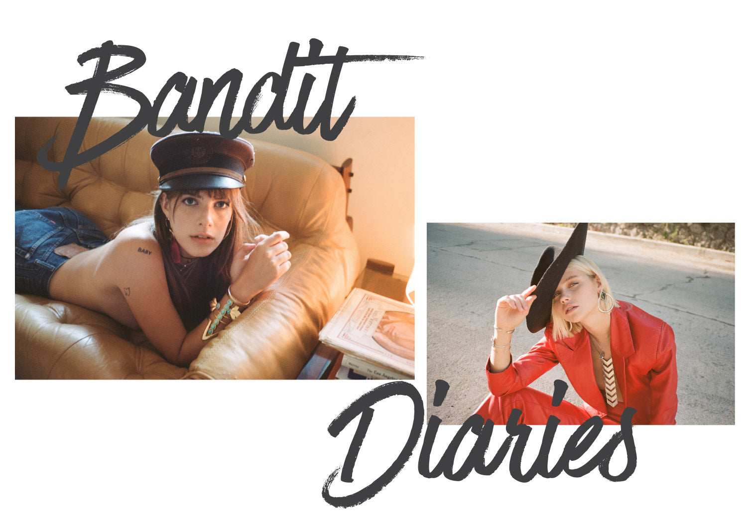 Bandit Diaries | The2Bandits Fall Collection 2017