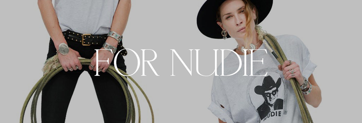 The2bandits For Nudie Lookbook Collection