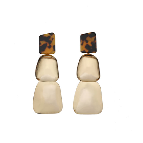 YELLOWSTONE CLIP-ON EARRINGS