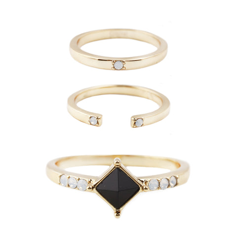 Stevie Ring Set (view more colors)