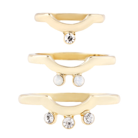 Sedona Ring Set