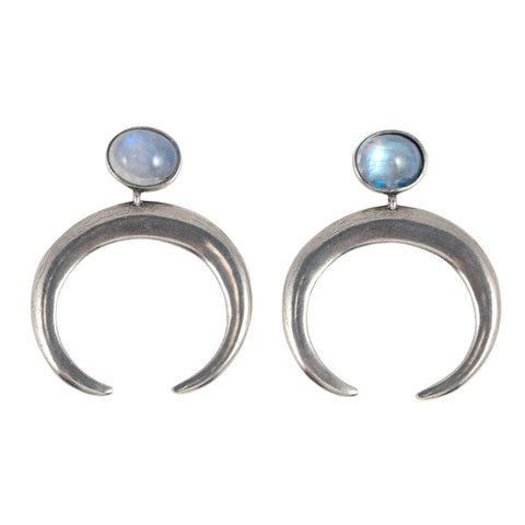 CRESCENT EARRINGS (View More Colors)