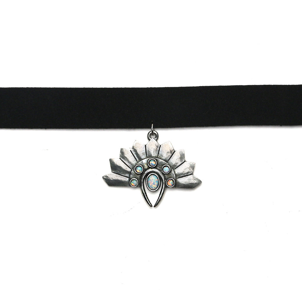 COSMIC DANCER CHOKER